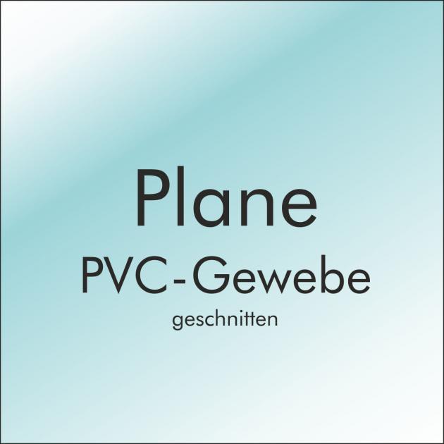 Plane 200 x 100 cm PVC 510 g/m² mit B1