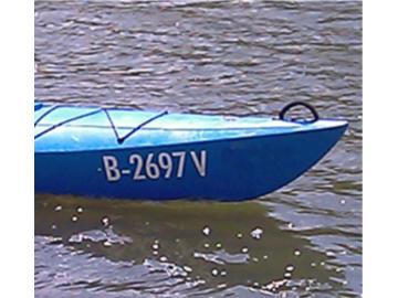 Bootsnummer (Paar)